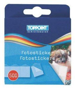 1500(3x 500stk) photo stickers photo Colle de la marque Stylex image 0 produit