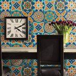 (25 PIECES) Carrelage Mural Adhésif- Mosaique murale -cuisine Stickers - 20cm * 20cm - Coloré(TM) - Adhésive décorative à carreaux pour salle de bains et cuisine Stickers carrelage - collage des tuiles adhésives de la marque Coloré image 5 produit