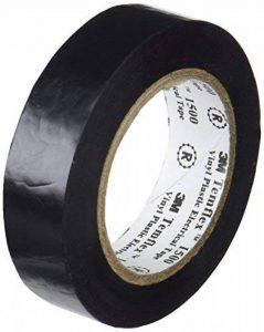 3m Quante TemFlex ruban adhésif isolant 15mm x 10m Noir–TemFlex (TM) 1500Elektroisolierband 15mm x 10m X 0,15mm de la marque 3M image 0 produit