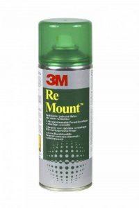 3M Colle Aérosol Repositionnable Longue Durée 400 ml de la marque 3M image 0 produit