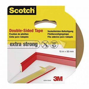 3M Scotch Ruban Adhésif pour Plinthes 50mm x 15m 1 Rouleau de la marque Scotch image 0 produit