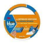 3M ScotchBlue Ruban Masquage pour Surfaces Délicates 36mm x 25m 1 Rouleau Bleu de la marque Scotch image 1 produit