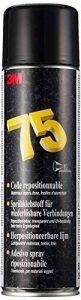 3M YP208061124 Scotch-Weld 75 Colle Aérosol, Repositionnable, 500 ml (Lot de 1) de la marque 3M image 0 produit