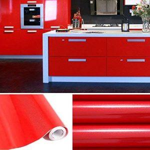 adhésif rouge pour meuble TOP 2 image 0 produit