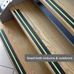 Ailiebhaus Ruban Adhésive Antidérapant Lumineux pour Escalier Couloir Sécurité Autocollant Mate,Rouleau de 8M de la marque Ailiebhaus image 2 produit
