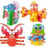 Alex Toys Little Hands 1418 - Kit De Loisirs Créatifs - Océan En Tube Papier de la marque Alex Toys Little Hands image 3 produit