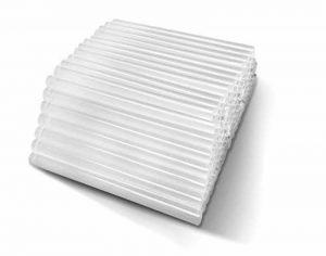 Amdai 100 Bâtons de Colle - Bâtons de Colle Transparents 7mm de Diamètre de la marque Amdai image 0 produit