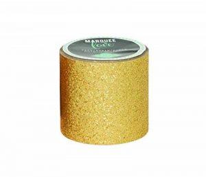 American Crafts Ruban paillettes dorées de 5,1cm de large, environ 2,4m de la marque American Crafts image 0 produit