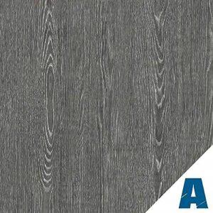 Artesive Rouvre Gris Sombre largeur 60 cm x 5mt. - Film Adhésif autocollant en Vinyle Effet Bois pour la maison, la décoration, meubles, porte et toutes les surfaces lisses. de la marque Artesive image 0 produit