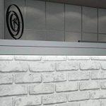 Artesive ST-04 Briques Gris 50 cm x 2,5 mt. - Film Adhésif avec effet de la pierre autocollant largeur en Vinyle pour la maison, la décoration, meubles, porte et toutes les surfaces lisses. de la marque Artesive image 3 produit