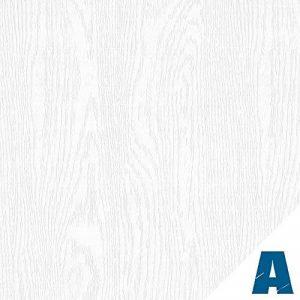 Artesive WD-056 Frêne Blanc Absolu Opaque 60 cm x 5mt. - Film Adhésif autocollant largeur en Vinyle Effet Bois pour la maison, la décoration, meubles, porte et toutes les surfaces lisses. de la marque Artesive image 0 produit