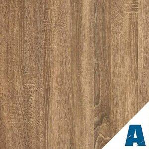 Artesive WD-057 Rouvre Foncé 90 cm x 2,5mt. - Film Adhésif autocollant largeur en Vinyle Effet Bois pour la maison, la décoration, meubles, porte et toutes les surfaces lisses. de la marque Artesive image 0 produit