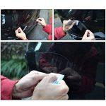 ATPWONZ Film Vinyle Tuning Autocollant Voiture Fibre Protecteur Transparent Pour Peinture et Seuil de Chargement de la marque ATPWONZ image 3 produit
