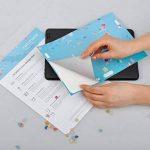 Autocollant pour Apple iPad Air | Feuille Adhésive Arrière Tablette PC | Protection d'écran - Image D'Impression | Motif Marbre Blanc de la marque creatisto image 3 produit