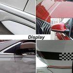 Autocollant Voiture Stickers Voiture, Bande Adhesive Voiture, Noir de la marque ZATOOTO image 3 produit