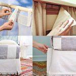bande adhésive rideau TOP 11 image 4 produit