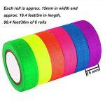 bande adhésive couleur TOP 10 image 2 produit