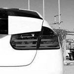 Bande de rassemblement Décalcomanie des sports pour capot, Toit de voiture (Noir) de la marque DOKOT image 2 produit