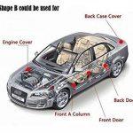Bande joint en caoutchouc 5m Autocollant Joint pour fenêtre ou porte de voiture capot de moteur de la marque WYLSY image 2 produit