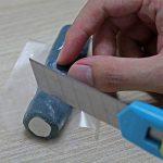 Barre de mastic en époxyde, XUDOAI colle époxydique avec de la plasticité pour le remplissage de fissures, réparation, cachetage, et la réparation rapide ou permanente de métal, verre, plastique et autres matériaux de la marque XUDOAI image 3 produit