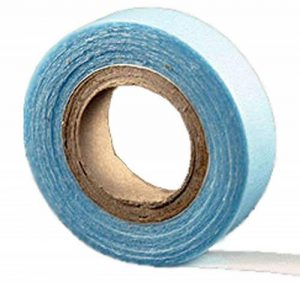 Bleu ruban adhesif à double face - de Salon de beaute - Extra-fort pour DIY peau Weft Extensions de cheveux - 3 mois prise en main de la marque VCH image 0 produit