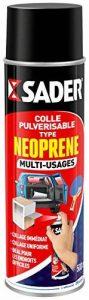 Bostik SA 025220 Colle néoprène multi-usage en aérosol 500 ml de la marque Sader image 0 produit
