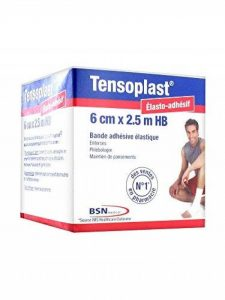 BSN medical Tensoplast Bande Adhésive Élastique 6 cm x 2,5 m HB de la marque BSN MEDICAL image 0 produit
