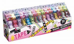Canal Toys CT28507 - Loisir Créatif - Only for Girls - Adhésifs Décoratifs de la marque Canal Toys image 0 produit