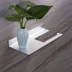 CEINTER Porte-papier hygiénique sans perçage Porte-papier hygiénique 3M adhésif auto-adhésif, aluminium de la marque CEINTER image 1 produit