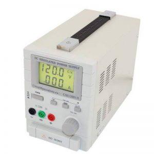Circuit Specialists CSI 12001X Alimentation DC de laboratoire PSU placage anodisation 0-120V 0-1A de la marque Circuit Specialists image 0 produit
