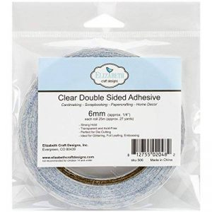clear double sided tape TOP 5 image 0 produit