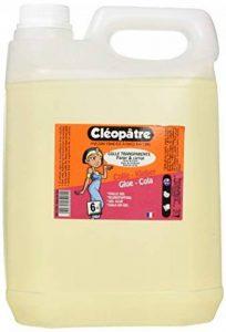 Cléopâtre - CT5L - Colle transparente - Bidon de 5 kg de la marque Colles image 0 produit