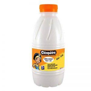 Cléopâtre - VI500 - Vinyl'Ecole - Flacon de colle blanche vinylique 500 g de la marque Cléopâtre image 0 produit