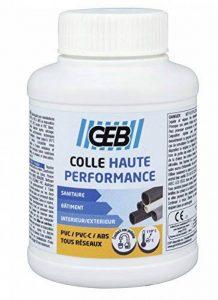 Colle PVC haute performance Geb - Pot 250 ml de la marque Sélection Brico-travo image 0 produit