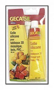 Colle silicone spéciale 3d de la marque Géca image 0 produit