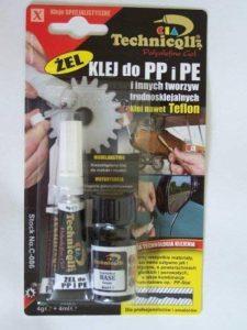 Colle SUPER forte en GEL transparent pour PP PE polyéthylène, de polypropylène, le PTFE, en Silicone NEUF de la marque Technicqll image 0 produit