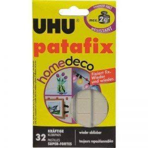 Colle uHU patafix homedeco vE = 32 pièces de la marque UHU image 0 produit