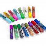 Crayola - 69-4200-E-000 - Loisir Créatif - 16 Mini Colles Pailletées Lavables de la marque Crayola image 4 produit