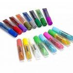 Crayola - 69-4200-E-000 - Loisir Créatif - 16 Mini Colles Pailletées Lavables de la marque Crayola image 2 produit