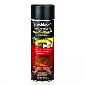 DAP Weldwood Multipurpose Spray adhésif, 453,6gram. de la marque WELDWOOD image 0 produit