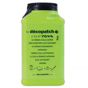 Décopatch Vernis colle satiné x 300 g de la marque Décopatch image 0 produit