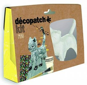 Decopatch KIT012O - Mini Kit de Chat de la marque Decopatch image 0 produit