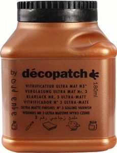 Decopatch VAUM180AO - Vitrificateur Ultra Mat - 180 Ml de la marque Decopatch image 0 produit