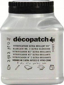 Decopatch Vitrificateur de la marque Décopatch image 0 produit