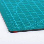 Eagles Tapis de découpe 300 x 450 x 3mm A3 Cutting mat,Idéal pour les projets de courtepointe, couture, scrapbooking et tous les arts et métiers de la marque Eagles image 3 produit