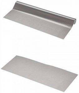 Fablon Rouleau de plastique auto-adhésif effet acier inoxydable 45 cm x 1,5 m de la marque Fablon image 0 produit