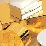 Fablon Rouleau de plastique poli Doré 45 cm x 1,5 m de la marque Fablon image 2 produit