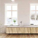 FANCY-FIX Papier Peint Sticker Autocollant film adhésif pour meuble en bois Armoire Cuisine Mural Haute Brillance 44 x 300 cm de la marque fancy-fix image 2 produit