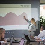 FANCY-FIX Tableau Blanc Adroise Autocollant adhésif Effaçable Mural Whiteboard pour maison Bureau École 60 x 90cm de la marque fancy-fix image 4 produit