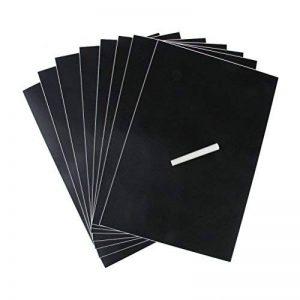 feuille adhésive noire TOP 4 image 0 produit